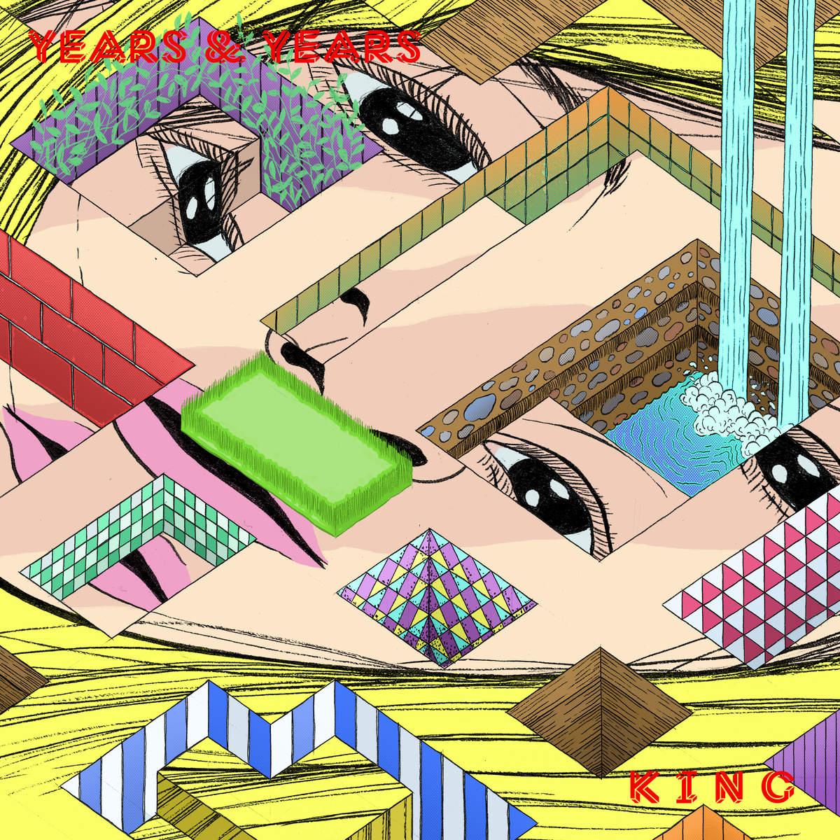 Years-Years-King