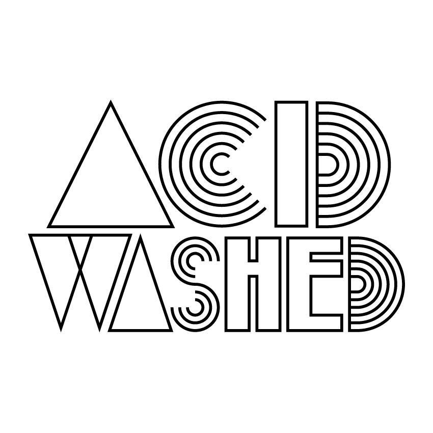 Acid-Washed