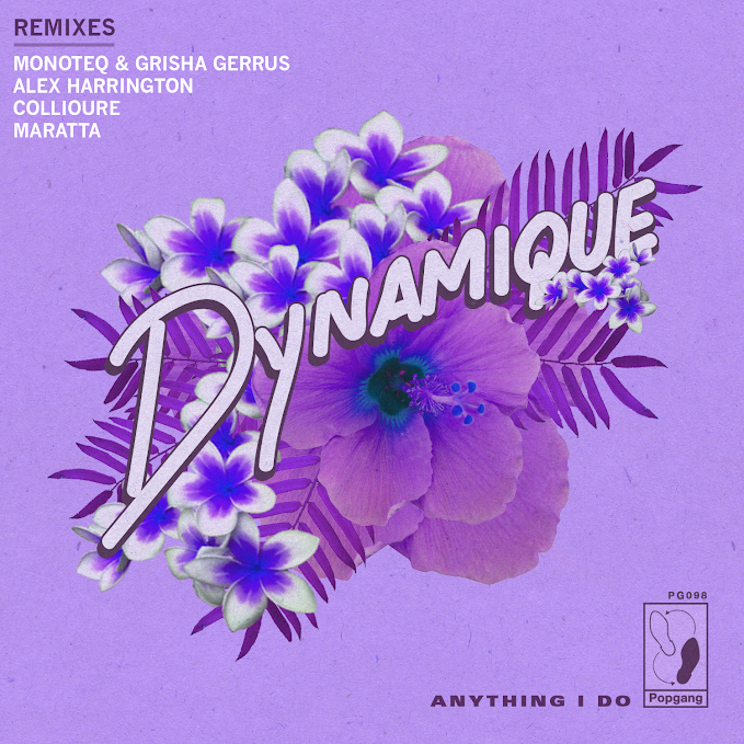 Dynamique-All-I-Do-Remixes